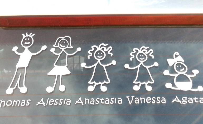 Come scegliere l'auto per la famiglia