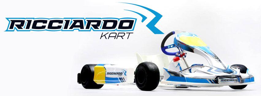 Kart Daniel Ricciardo
