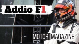 Robert Kubica lascia la Formula 1