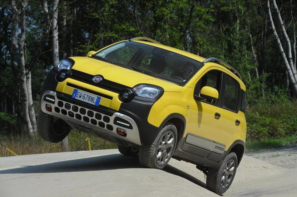 Fiat Panda Cross Motori Magazine