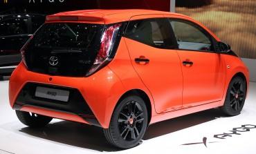 Promozioni Toyota gennaio 2016