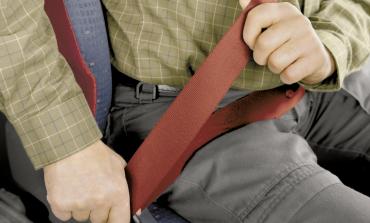 Come controllare le cinture di sicurezza