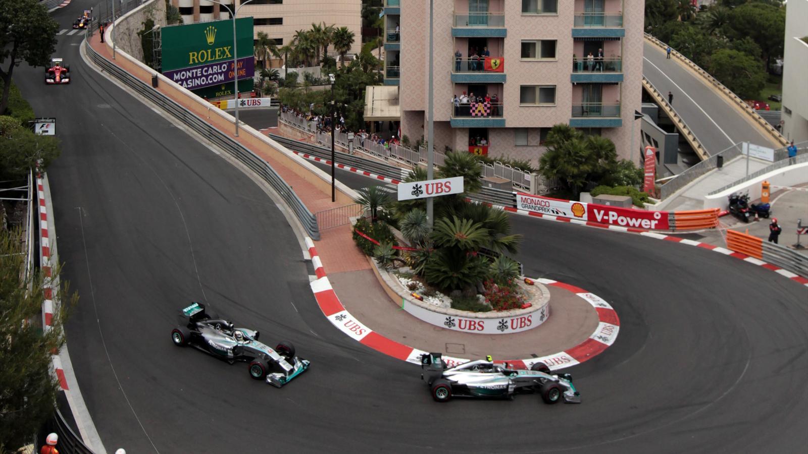 Circuito Monaco : Hamilton in pole gran premio di monaco formula motori