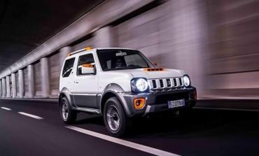 Suzuki Jimny Street, caratteristiche nuovo suv giapponese