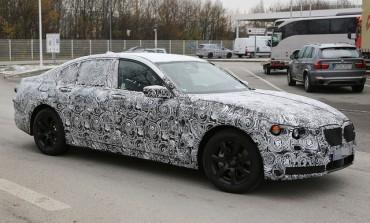 Data uscita BMW Serie 7 2015