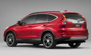 Gamma motori nuovo SUV Honda CR-V 2015