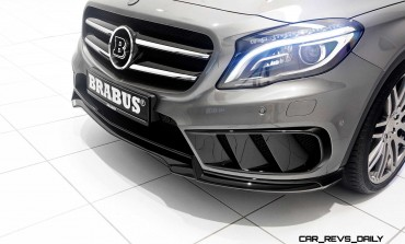 Mercedes-Benz Classe GLA tuning by Brabus