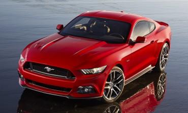 Data uscita Ford Mustang 2015