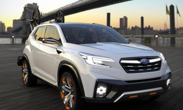 Subaru Viziv Future Concept, caratteristiche e consumi