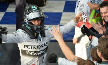 Rosberg trionfa gran premio del Brasile Formula 1 2015