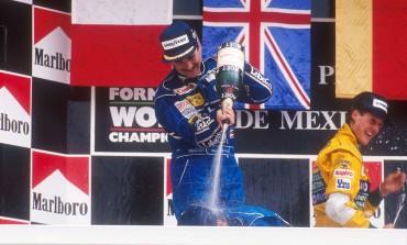 Vincitori ultimi anni Gran Premio Messico Formula 1 2015