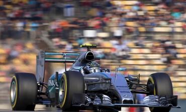 Rosberg conquista la Pole gran premio Messico Formula 1 2015