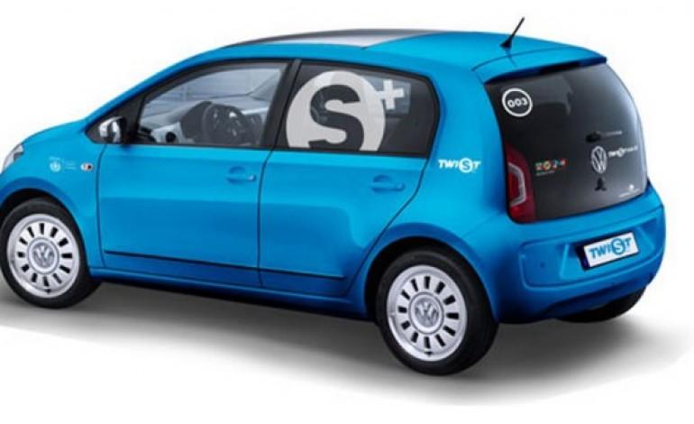 Come utilizzare servizio Twist Car Sharing