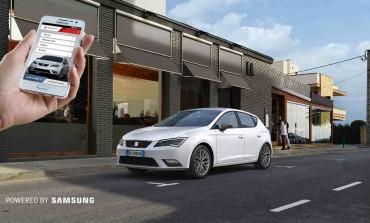 Seat e Samsung: nasce la Seat Leon Connect