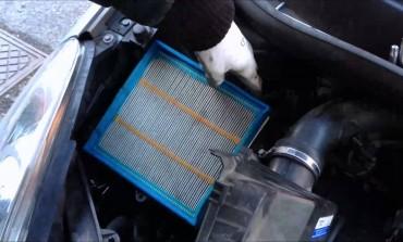 Come sostituire filtro aria Opel Corsa