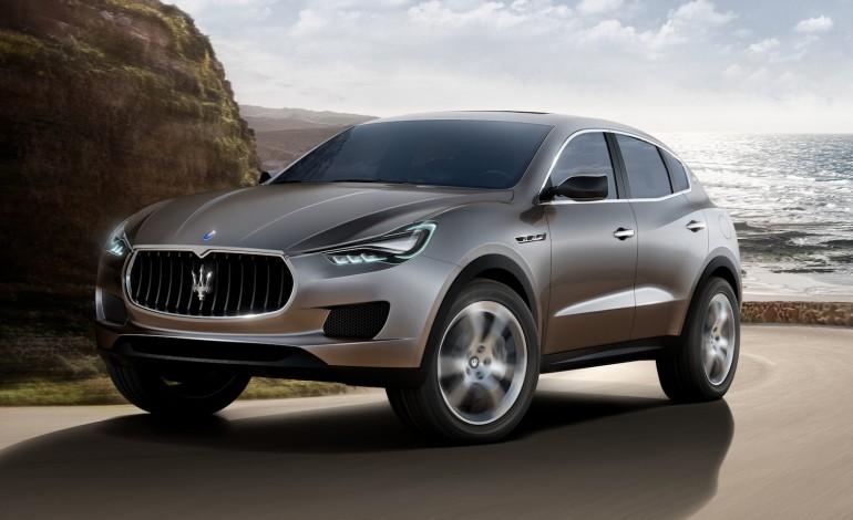 Maserati Levante, il primo suv della storia del tridente