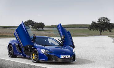 Quanto consuma McLaren 570S/540C