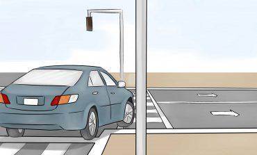 Come svoltare a destra con guida a sinistra