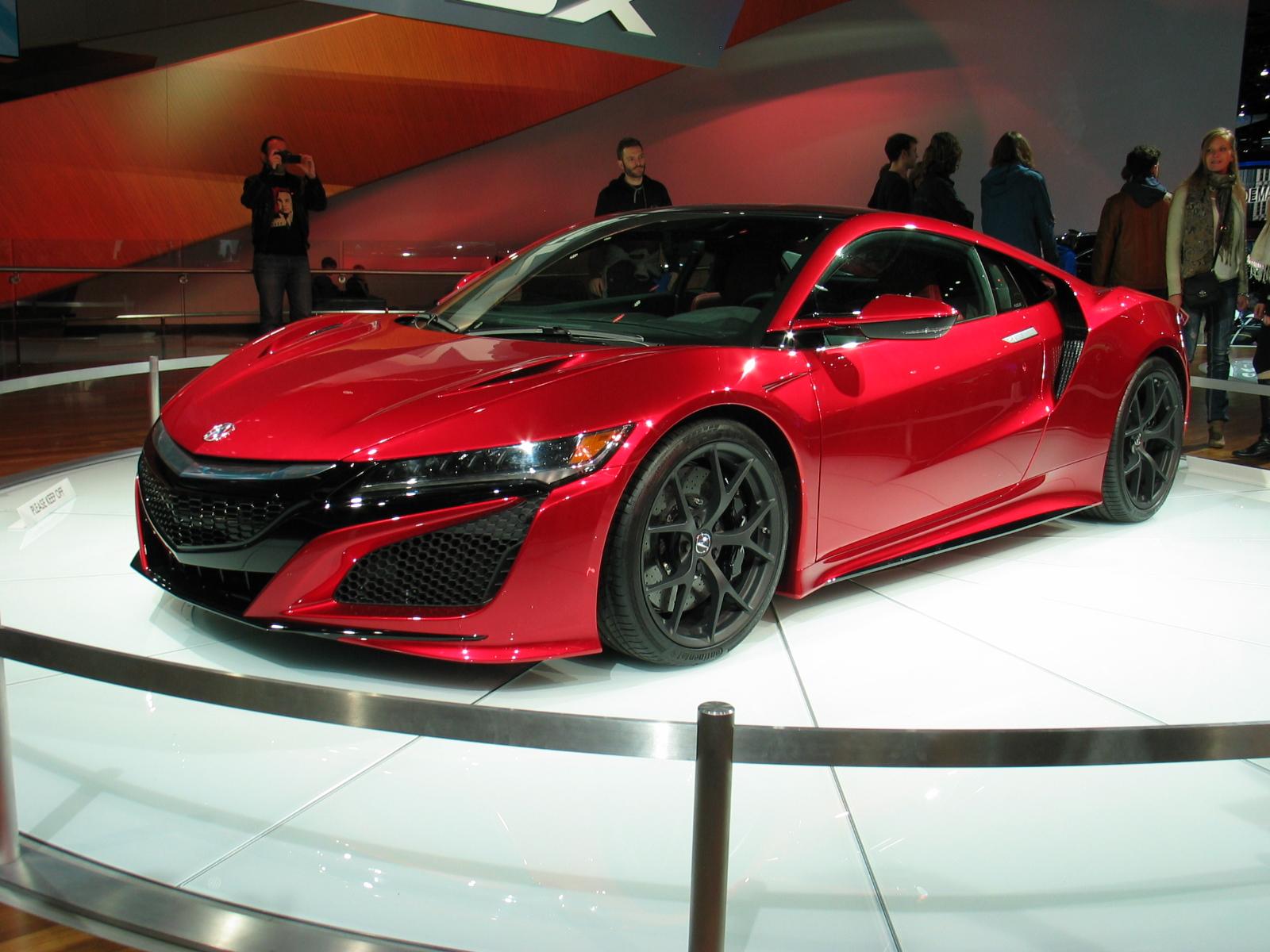 Honda nsx dimensioni consumi listino prezzi colori for Quali sono le dimensioni di un garage per auto