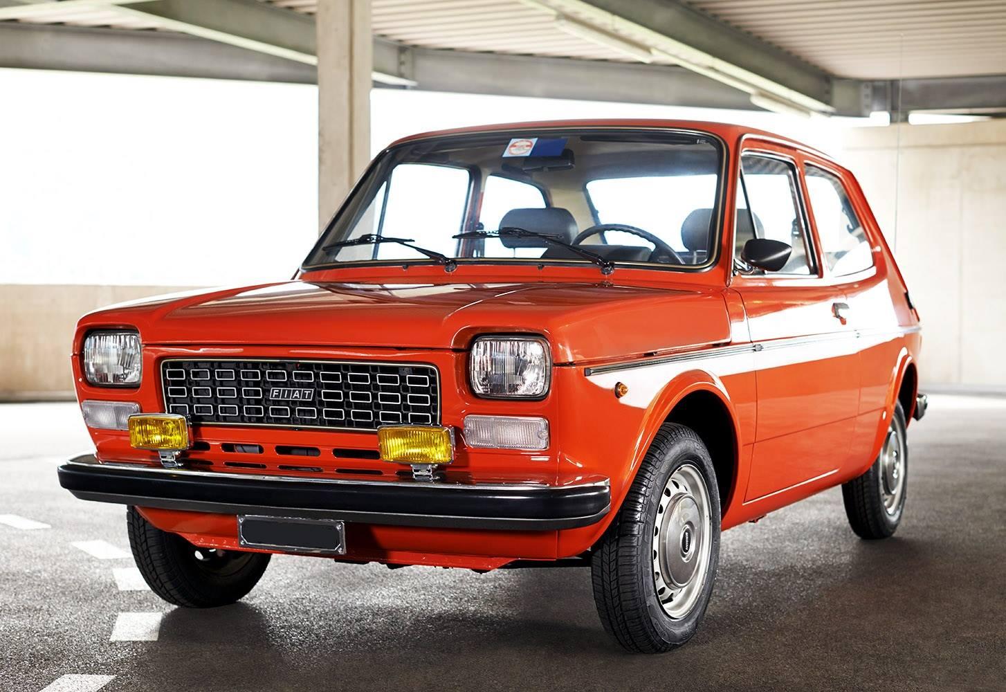Fiat 127: descrizione generale, modelli e caratteristiche
