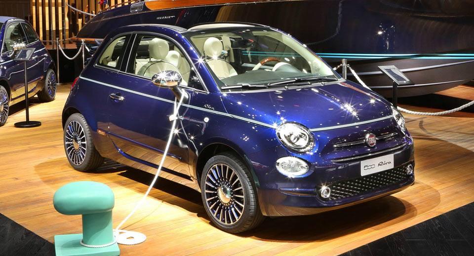 f911471ea0 Fiat 500 Riva: caratteristiche tecniche e prezzi