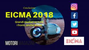 Risultati Eicma 2018