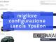 configurazione Lancia Ypsilon