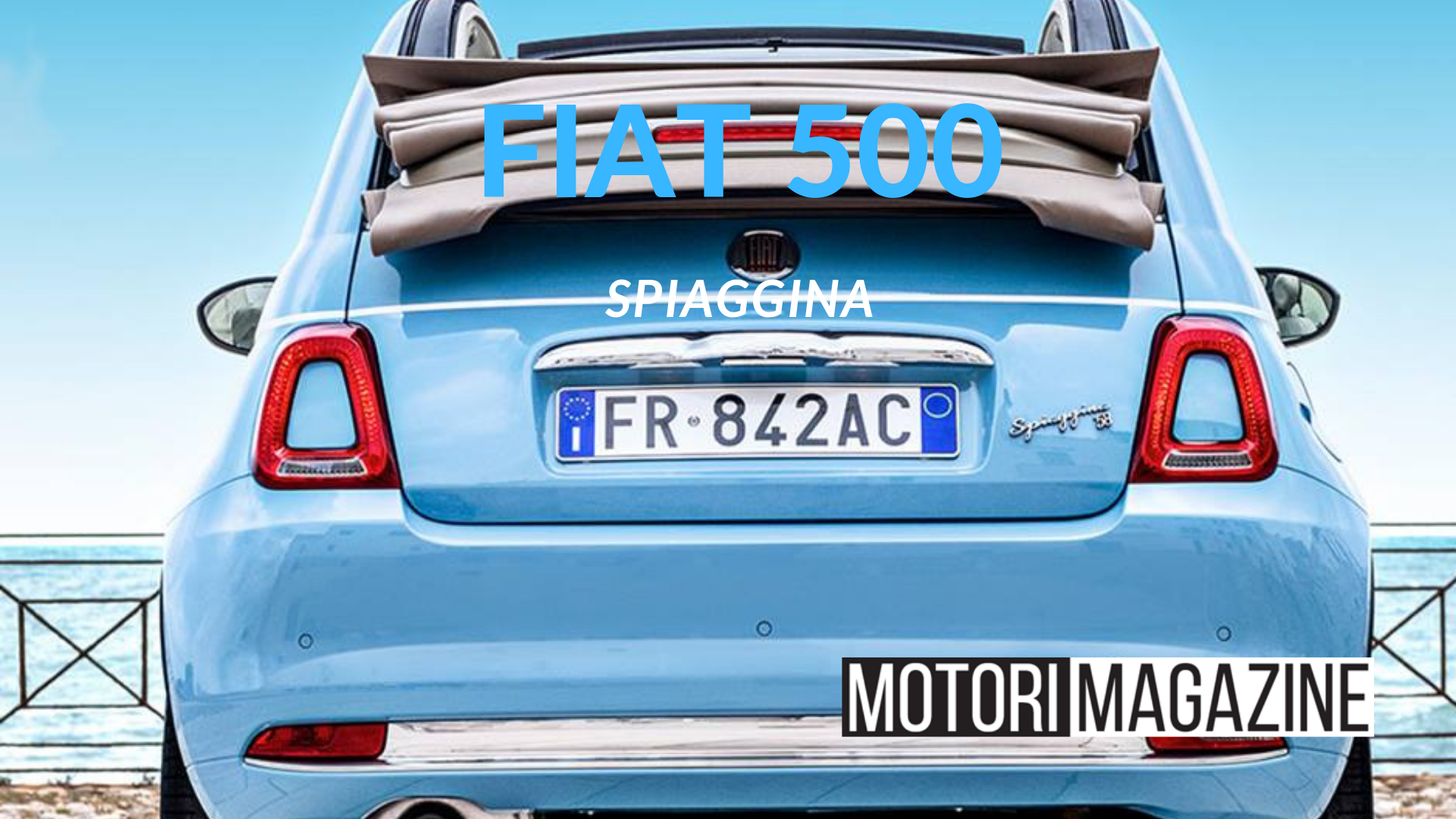 500 RivisitataMotori Magazine Fiat SpiagginaIcona RivisitataMotori SpiagginaIcona Fiat SpiagginaIcona Fiat 500 Magazine 500 qSpGLUzVM