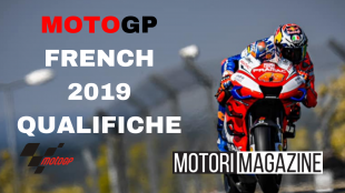 Qualifiche MOTOGP Francia 2019