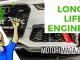 allungare vita motore