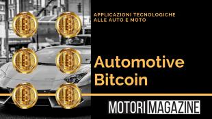 bitcoin & auto