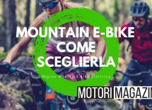 mountain bike elettrica