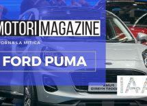Nuova Ford Puma 2019