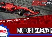 Programma Festa Ferrari
