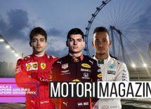 prove libere Gran Premio di Singapore Formula 1