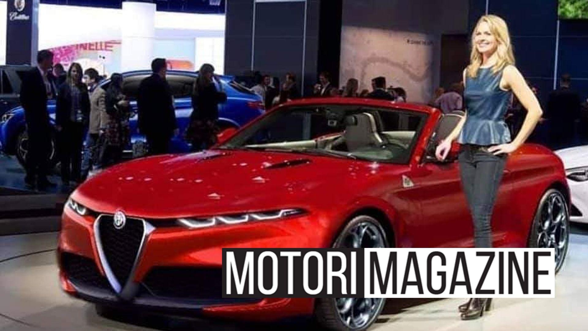 2020 Alfa Romeo Duetto Speed Test
