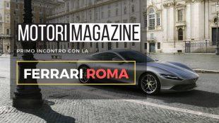 foto Ferrari Roma