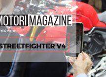 Prezzo Ducati Streetfighter V4