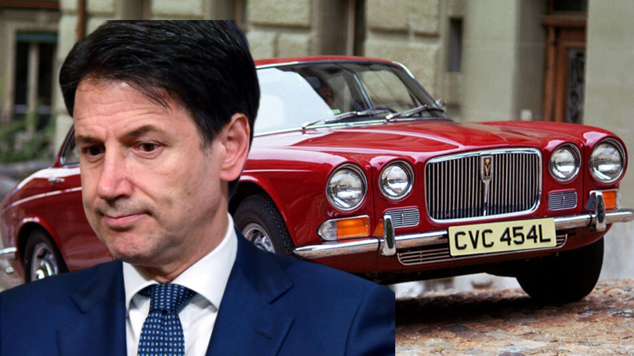Le auto di Giuseppe Conte: la Jaguar segreta| Motori Magazine