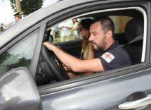 auto Matteo Salvini