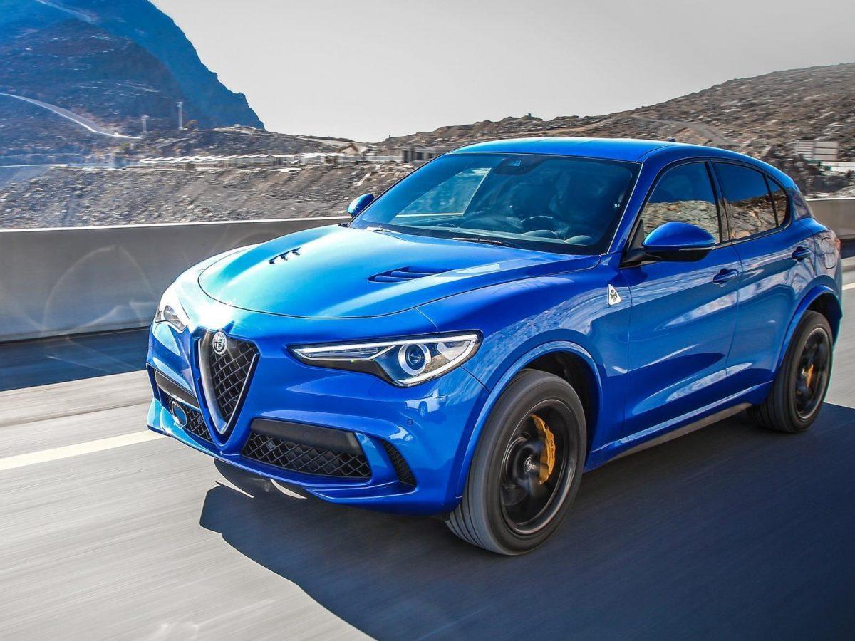 Alfa Romeo Stelvio Quadrifoglio Verde: interni e prezzo ...